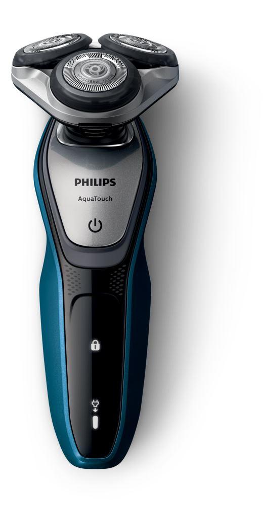 Afeitadora AquaTouch (S5420) - protege la piel 10 veces más que una hoja de afeitar